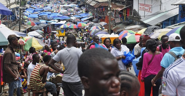 Ebola deflating hopes for 3 poor African economies