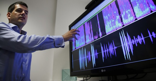 Banks harvest callers' voiceprints to fight fraud
