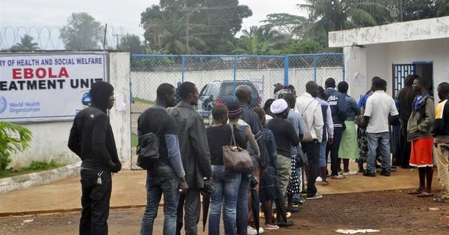 Liberia avoids mass hospital strike amid Ebola