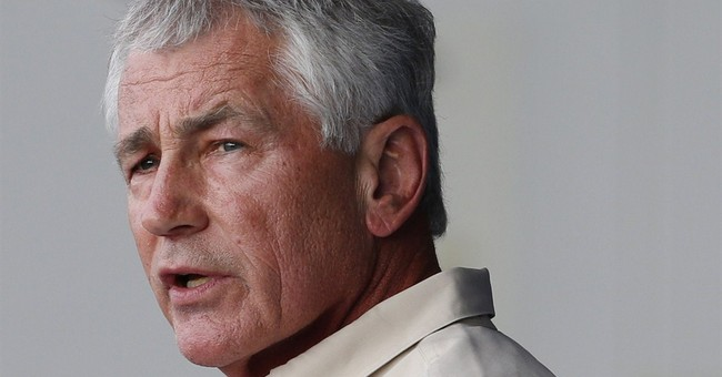 Hagel: Climate change will challenge US military