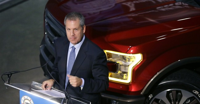 Ford hiring 850 workers for new truck