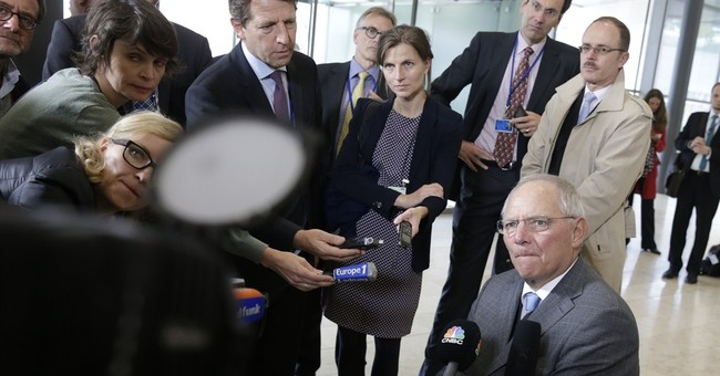 German finance chief: confident on balanced budget