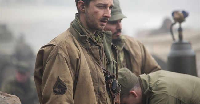 Review: 'Fury' a barrage of heavy-handedness
