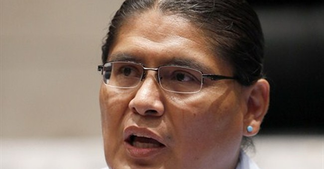 Disqualified Navajo candidate to remain on ballot
