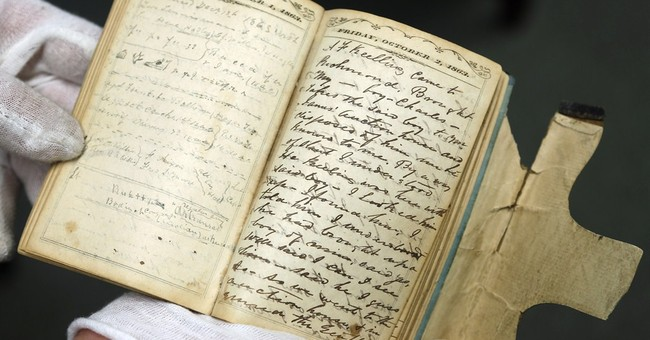Confederate officer's wartime diary decoded