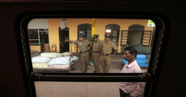 Train service back in former Sri Lankan war zone