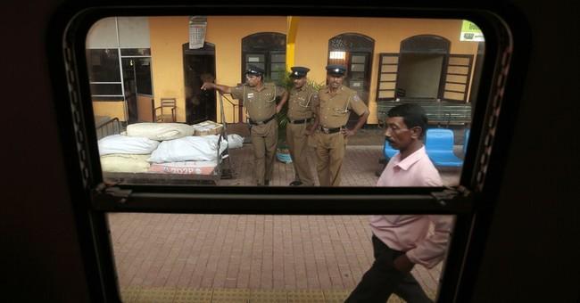 Train service back in former Sri Lankan war zone