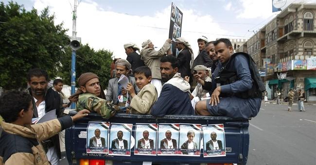 Al-Qaida and Shiite rebels clash in south Yemen