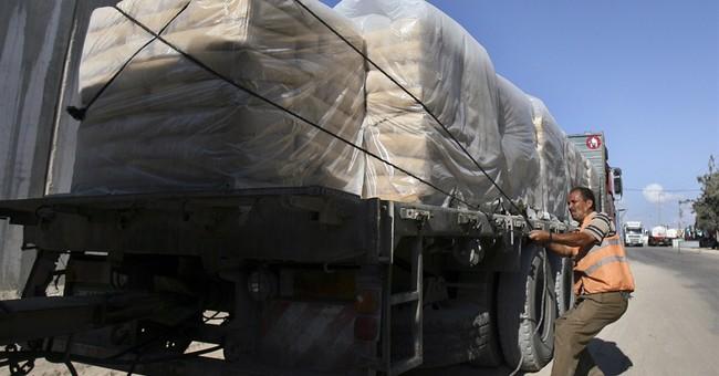 UN chief in Gaza as reconstruction efforts begin