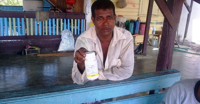 Sleepy Guyana wrestles with high rate of suicides