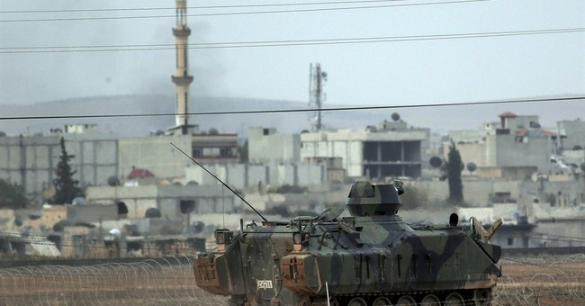 Report: Turkish jets hit Kurdish rebel targets