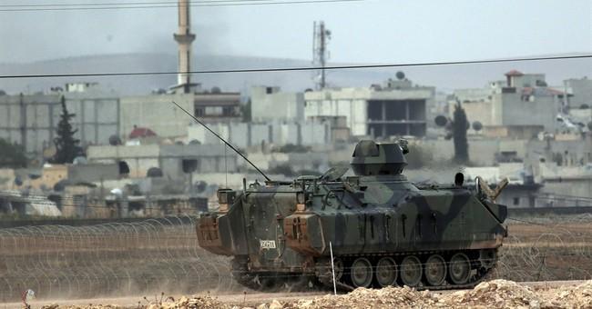 Report: Turkish jets hit Kurdish rebel targets