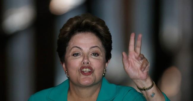 Brazil presidential contenders face off in debate