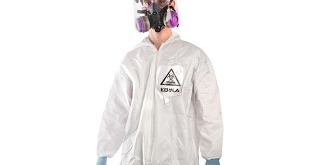 Too soon? How about not at all for Ebola Halloween