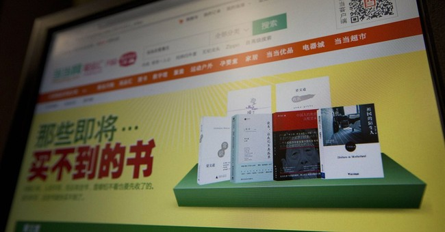 China bans books by pro-Hong Kong protest author