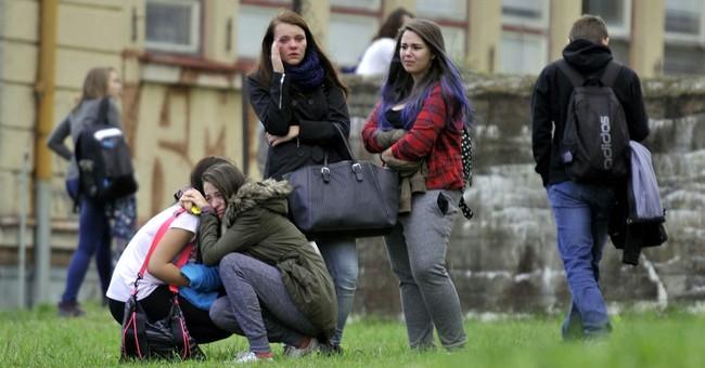 Woman kills teenager in Czech school attack