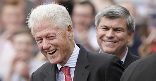 Arkansas Democrats calling, again, on Bill Clinton