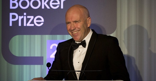 Australia's Flanagan wins Booker fiction prize