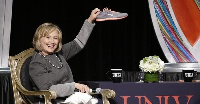 Hillary Clinton says students should get fair shot