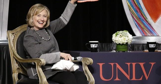 Hillary Clinton says students should get fair shot