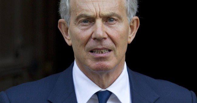 Prosecutor: Terror suspect had Tony Blair address