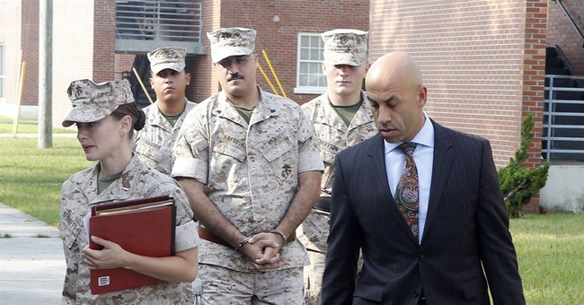 Report sees flaws in case against vanishing Marine