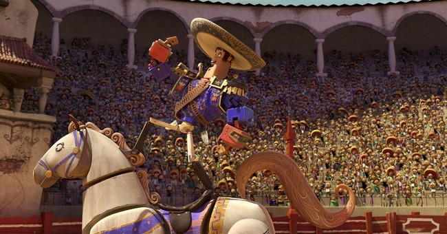 Review: 'Book of Life' celebrates death