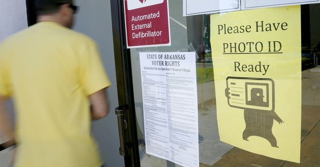 Arkansas high court strikes down voter ID law