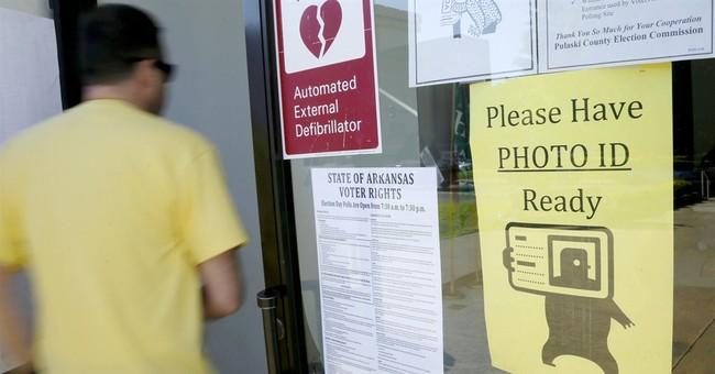 Arkansas high court strikes down voter ID law