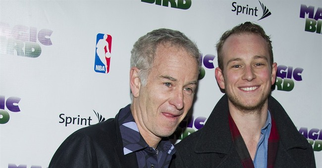 McEnroe son's NYC drug case on track for dismissal