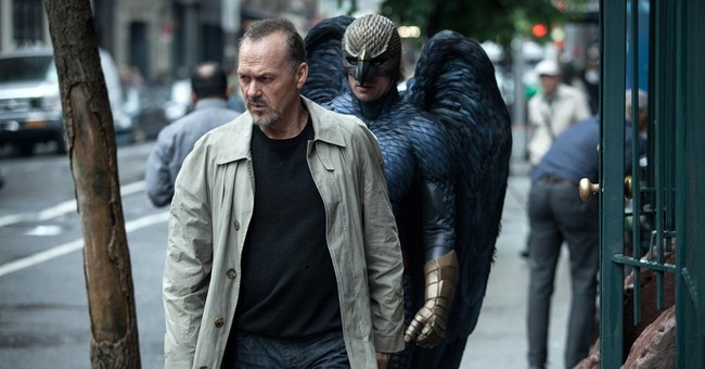 Review: Michael Keaton soars in bracing  'Birdman'