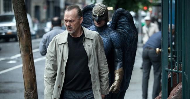 Review: Michael Keaton soars in bracing  'Birdman'