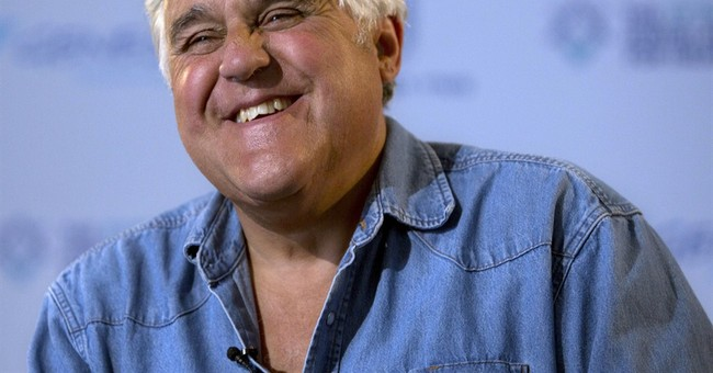 Jay Leno returning to series TV with CNBC car show