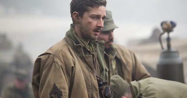 'Fury' aims for an unvarnished look at war