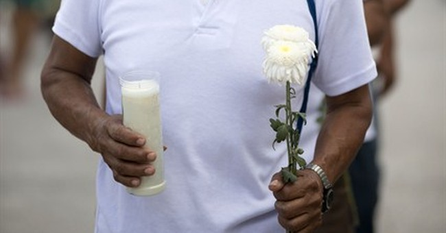 So far, mass graves don't hold Mexico's 43 missing