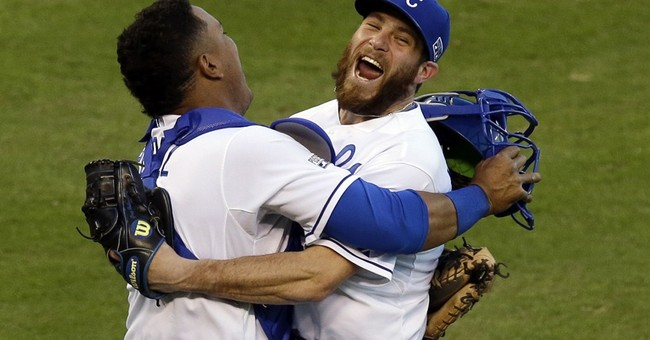 Royals headed to World Series after ALCS sweep