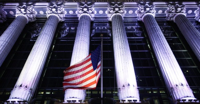 A wild day on Wall Street ends with Dow down 173