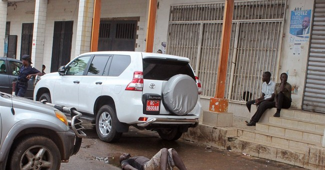 USAID says Ebola nations following right approach