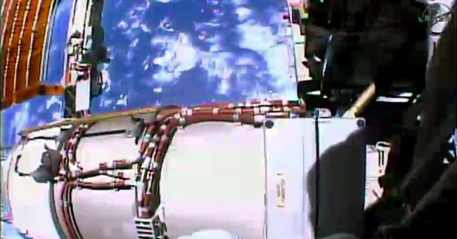 Success for 2nd station spacewalk in 2 weeks