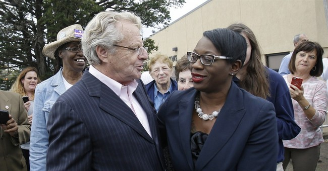 Jerry Springer hits the road for Ohio candidate