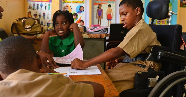 Long neglected, disabled make gains in Caribbean