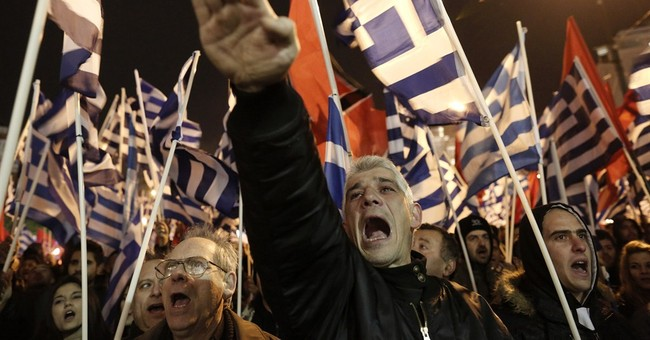 Greece: 18 far-right lawmakers face trial
