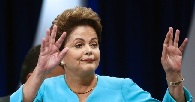 Brazil presidential contenders battle in debate