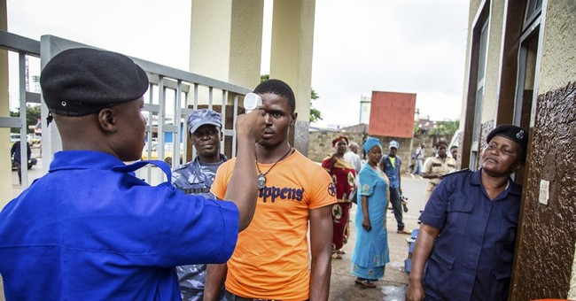 Modest response by donors thus far to Ebola crisis