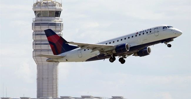Delta's 3Q profit falls on one-time items
