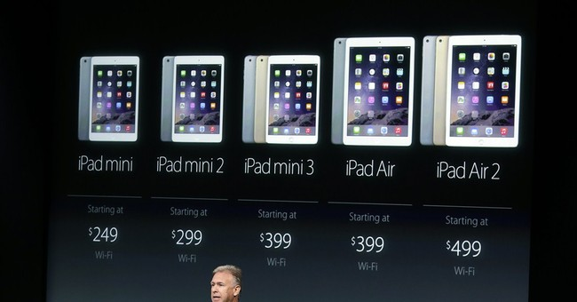 APPLE LIVE: iPad Air 2, Apple Pay, new Macs debut