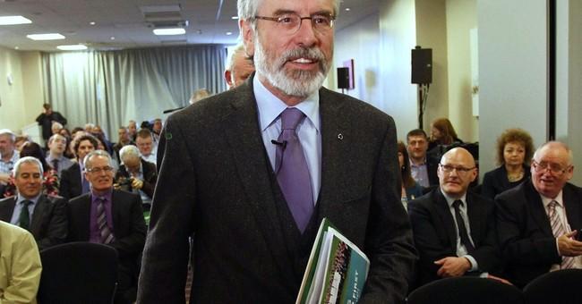 Sinn Fein chief Adams accused of IRA rape cover-up