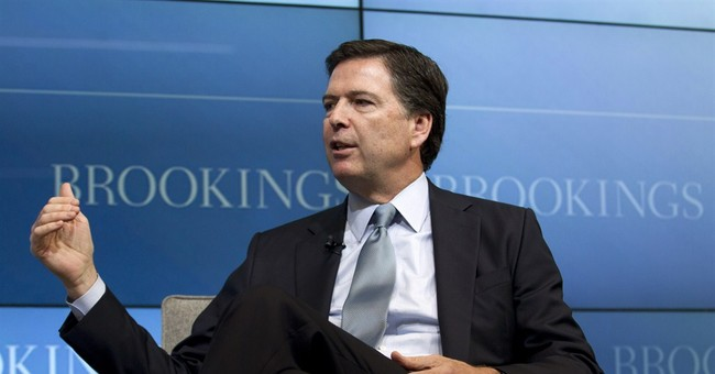 FBI director warns against cellphone encryption