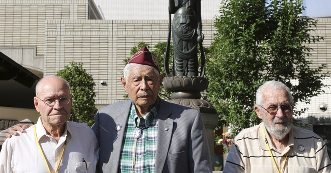Ex-US POWs visit Japan, recall horrors of war
