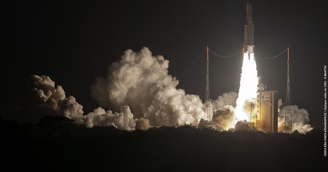 Argentina launches its first home-built satellite